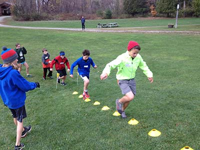Mansfield Nordic Fall Activities